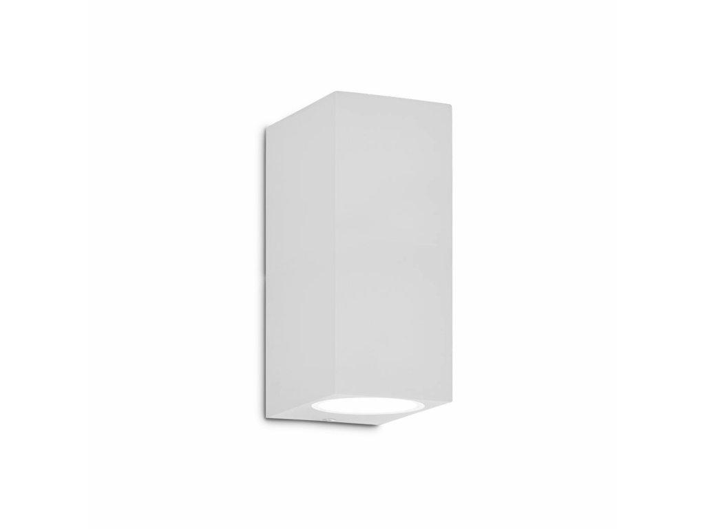 IDEAL LUX 115320 venkovní svítidlo Up AP2 Bianco 2x40W G9 IP44