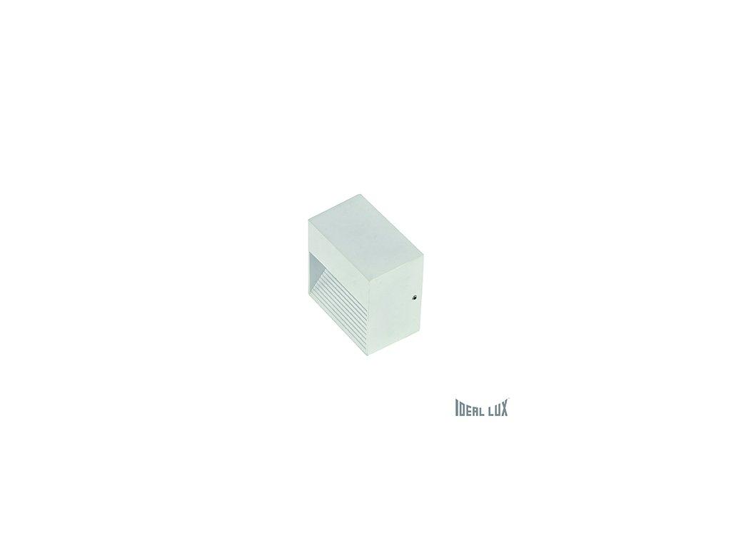 IDEAL LUX 115382 venkovní svítidlo Down AP1 Bianco 1x28W G9 IP44