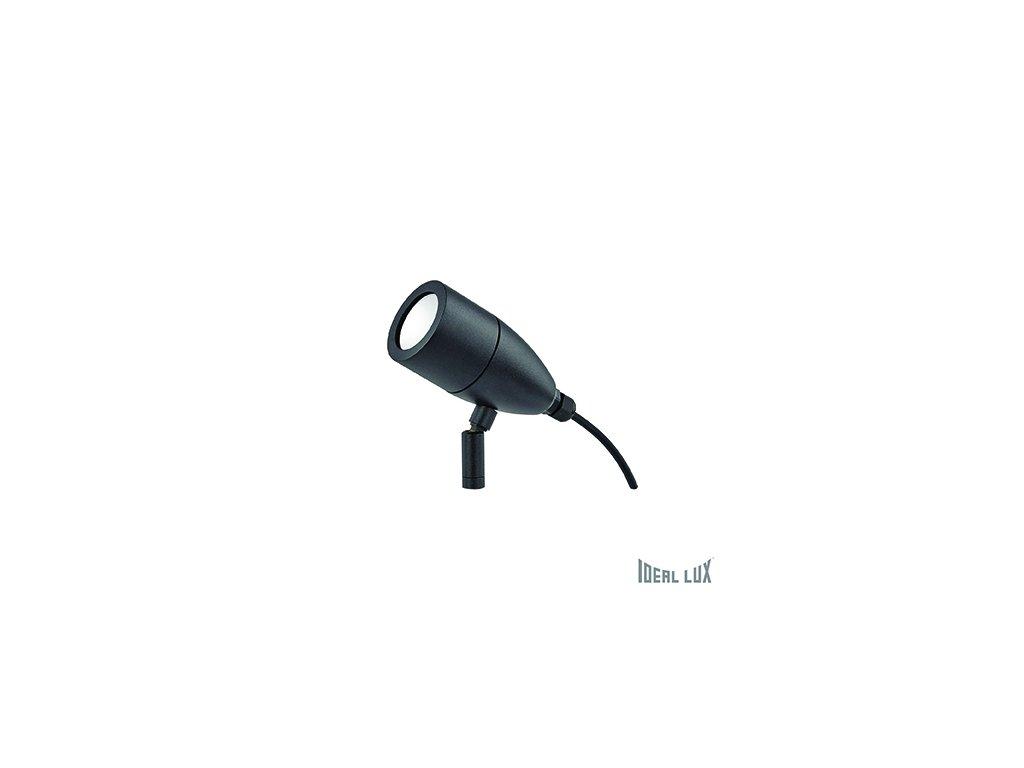 IDEAL LUX 115429 zahradní svítidlo Inside PT1 Nero 1x40W G9 IP54
