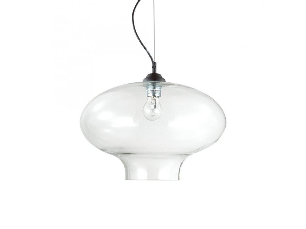 IDEAL LUX 120898 závěsné svítidlo Bistro' SP1 Round 1x60W E27