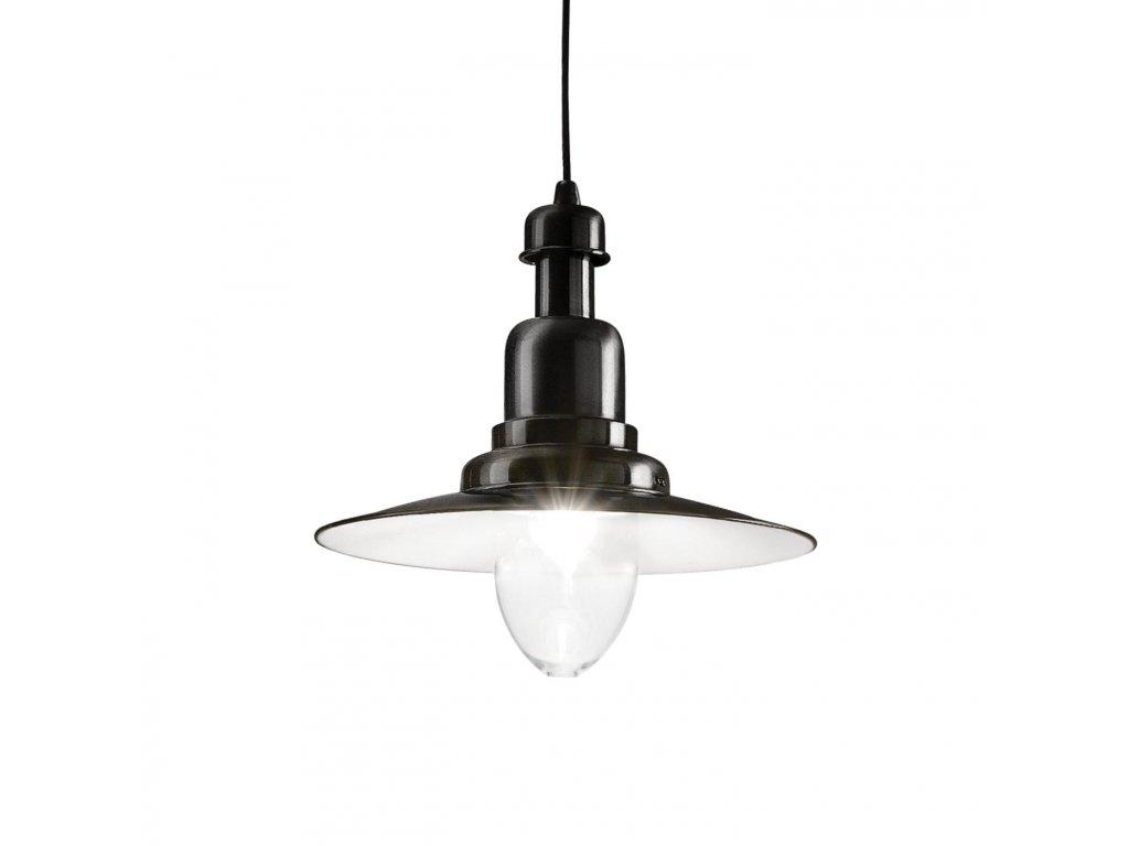 IDEAL LUX 122052 závěsné svítidlo Fiordi SP1 Big 1x60W E27