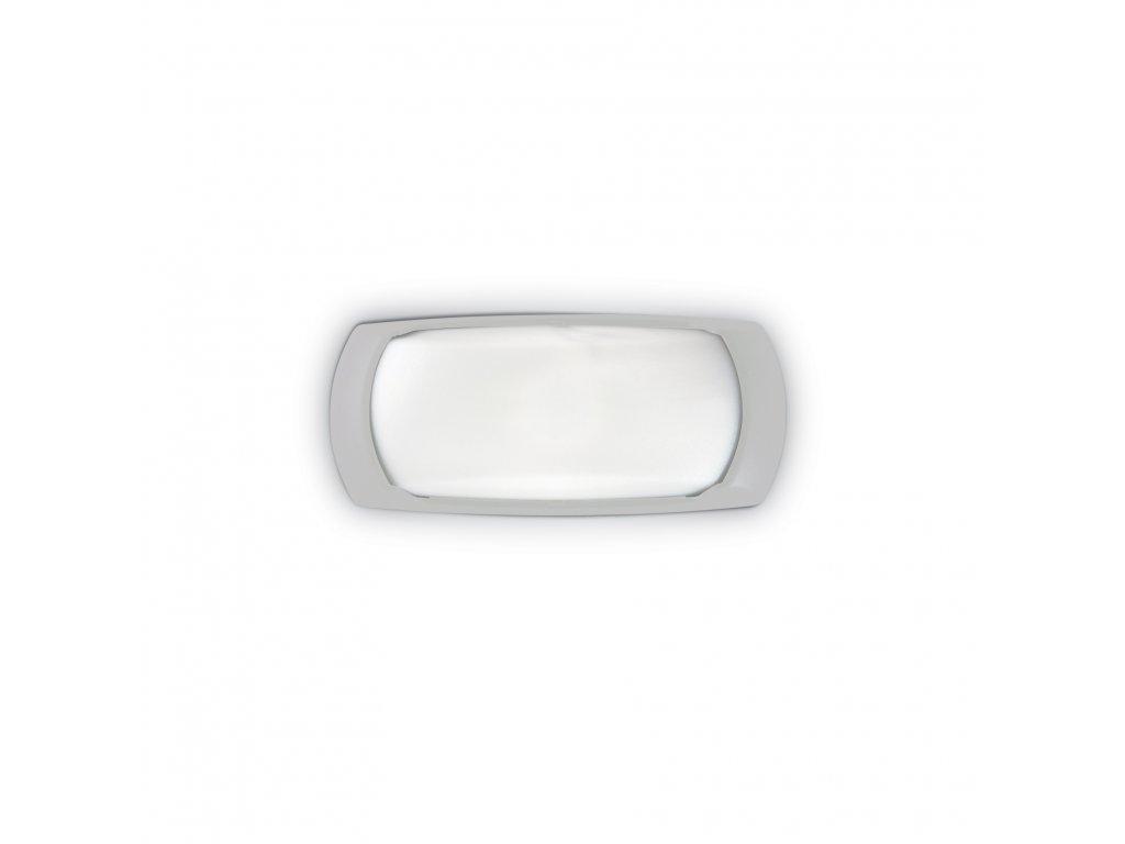IDEAL LUX 123776 venkovní svítidlo Francy 2 AP1 Bianco 1x23W E27 IP66