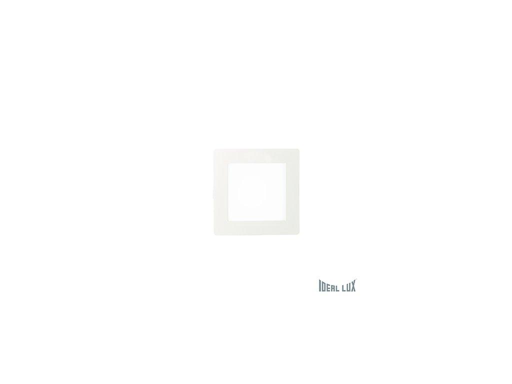 IDEAL LUX 123981 vestavné LED svítidlo Groove FI1 10W Square 1x10W 3000K