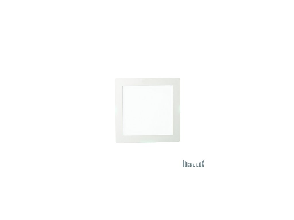 IDEAL LUX 124001 vestavné LED svítidlo Groove FI1 20W Square 1x20W 3000K
