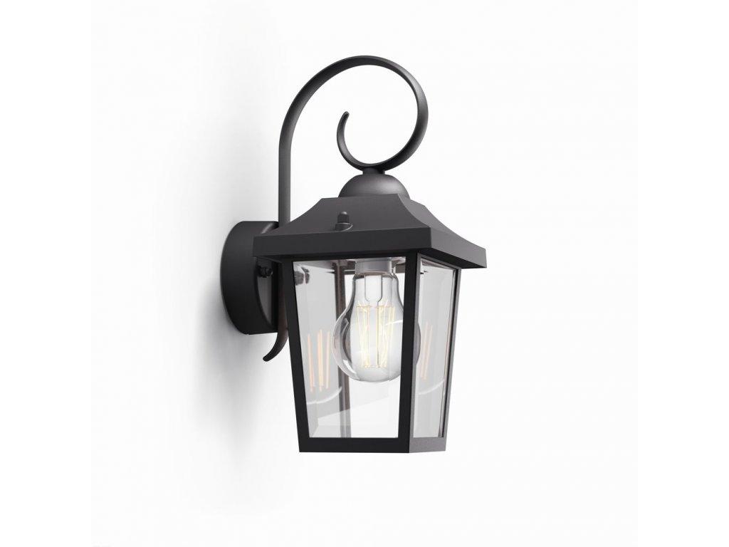 PHILIPS 17236/30/PN venkovní svítidlo Buzzard 1x60W E27 IP44