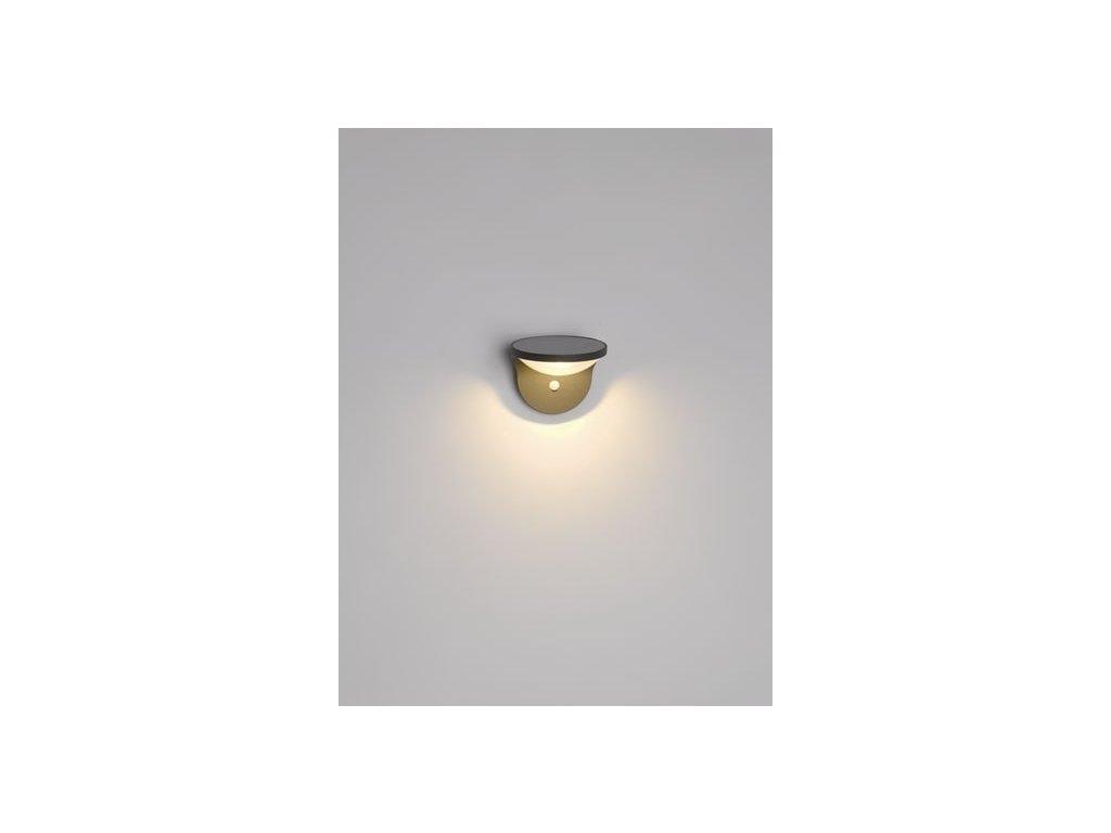 PHILIPS 17808/93/16 solární LED svítidlo Dusk s čidlem 1x1W IP44 2700K