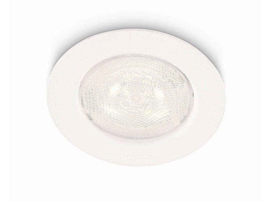 PHILIPS 59101/31/16 vestavná LED bodovka Sceptrum 1x3W 2700K