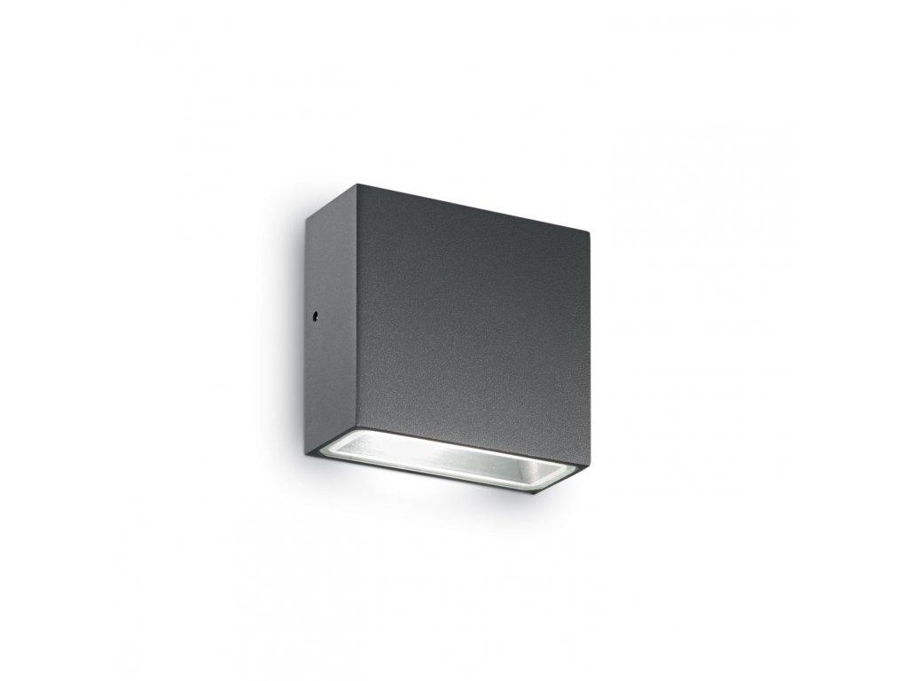 IDEAL LUX 113753 venkovní nástěnné svítidlo Tetris 1 AP1 1x15W G9 IP54