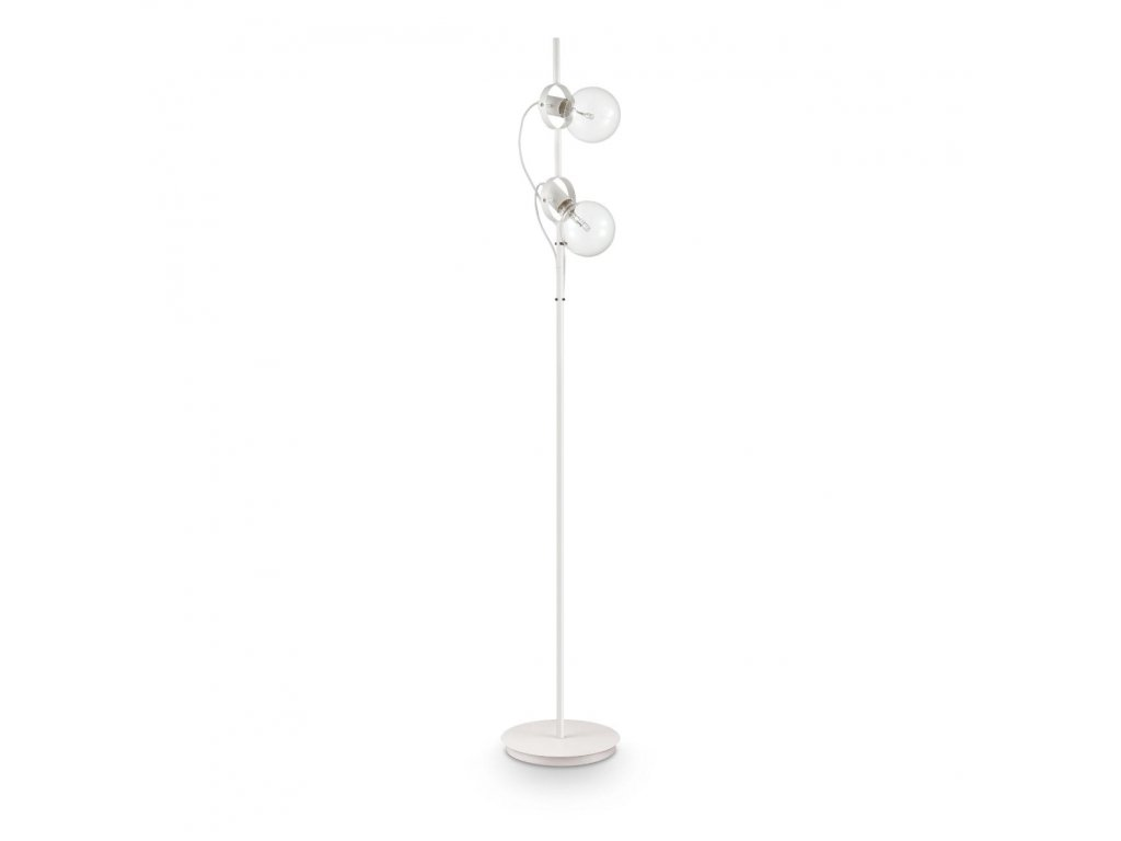 IDEAL LUX 119458 stojací lampa Radio PT2 2x60W E27