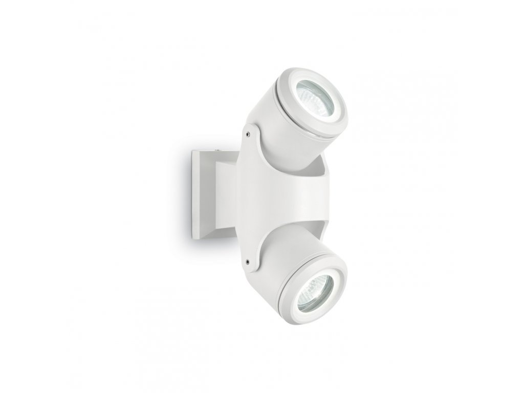 IDEAL LUX 129495 venkovní nástěnná lampa Xeno AP2 2x28W GU10 IP44