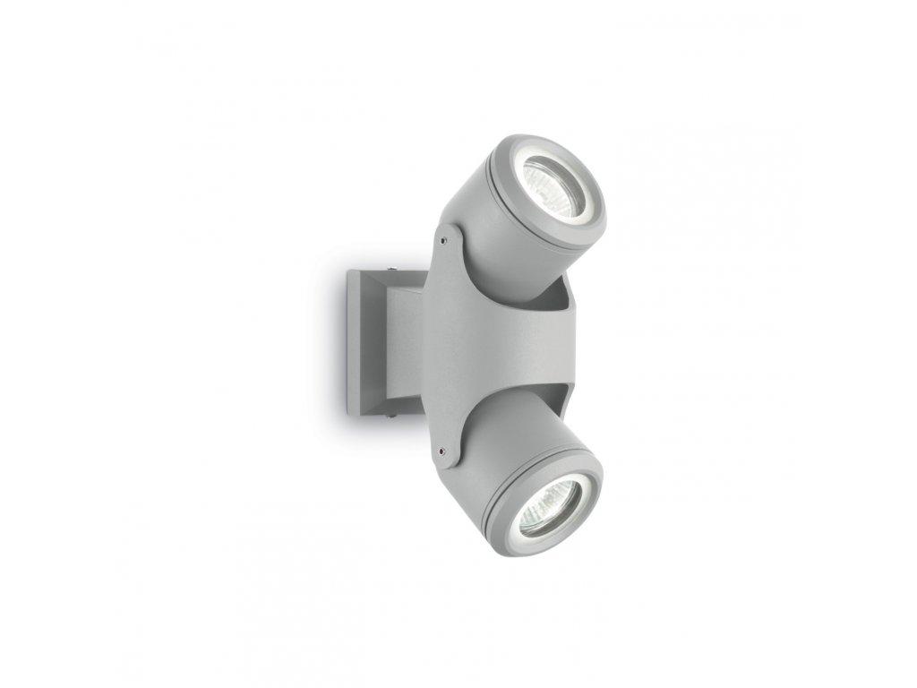 IDEAL LUX 129518 venkovní nástěnná lampa Xeno AP2 2x28W GU10 IP44