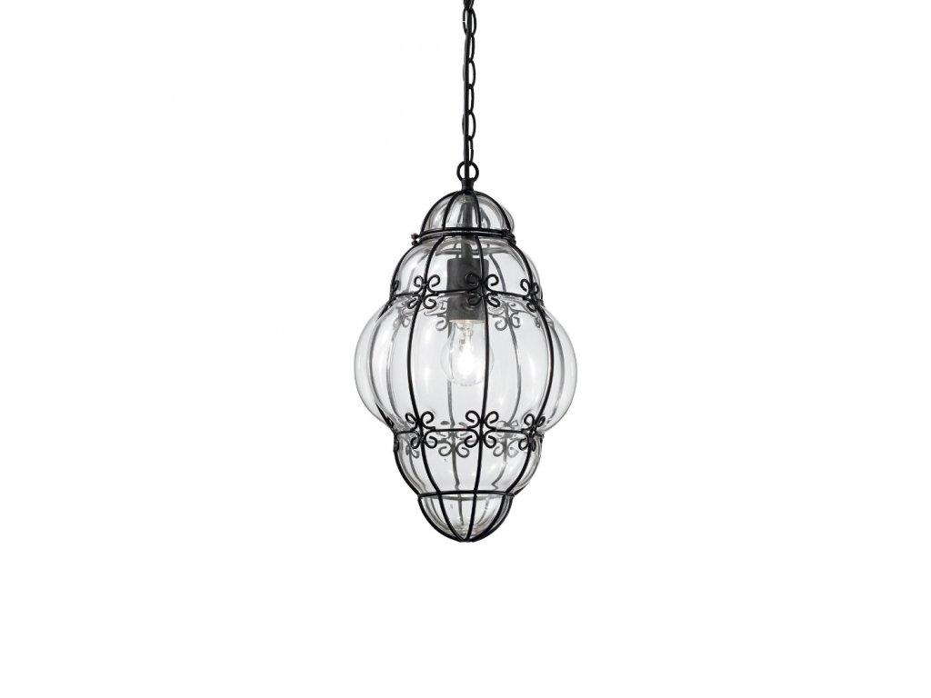 IDEAL LUX 131788 závěsný lustr Anfora SP1 1x42W E27