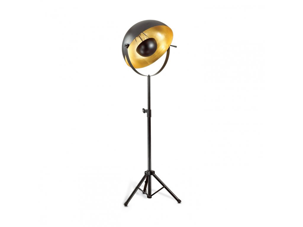IDEAL LUX 132778 stojací lampa Stage PT1 1x60W E27