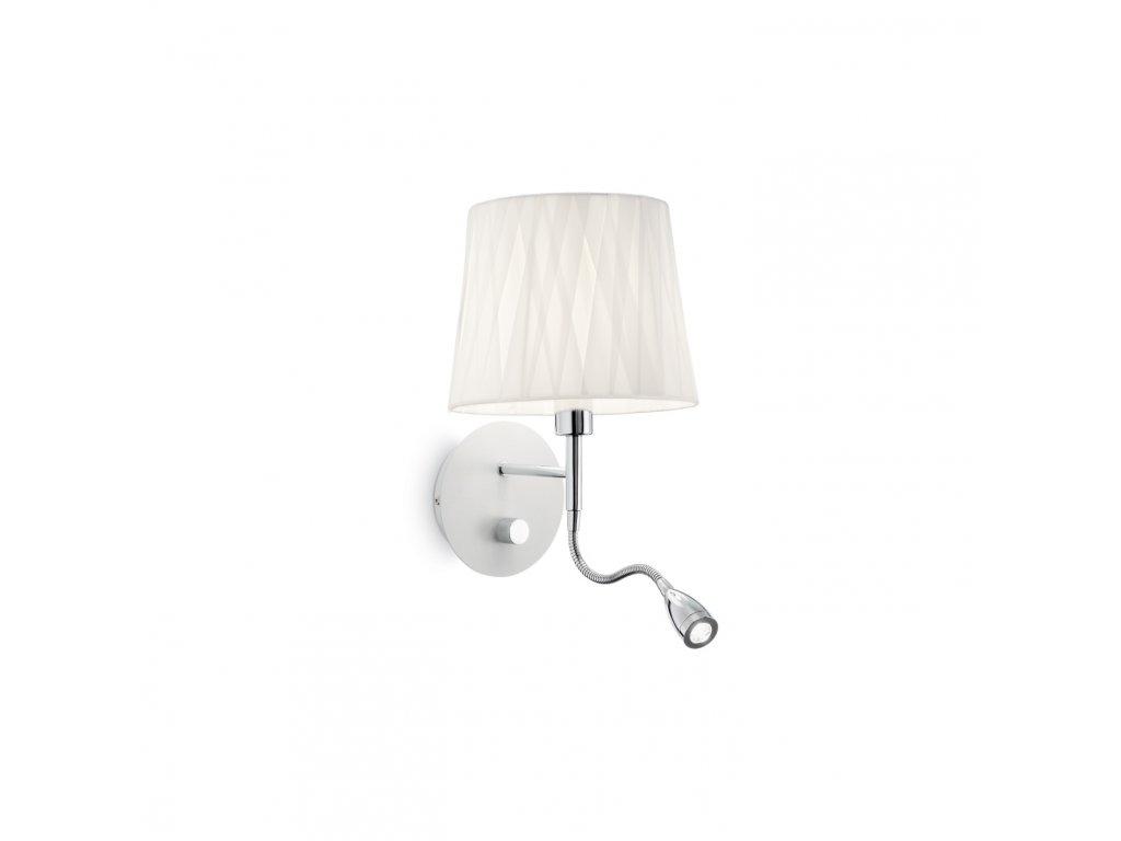 IDEAL LUX 132976 nástěnné svítidlo Effetti AP2 1x40W/1W E14