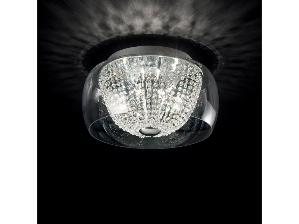 IDEAL LUX 133904 stropní svítidlo Audi 61 PL8 8x40W G9