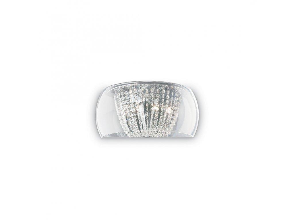 IDEAL LUX 133911 nástěnné svítidlo Audi 61 AP4 4x40W G9