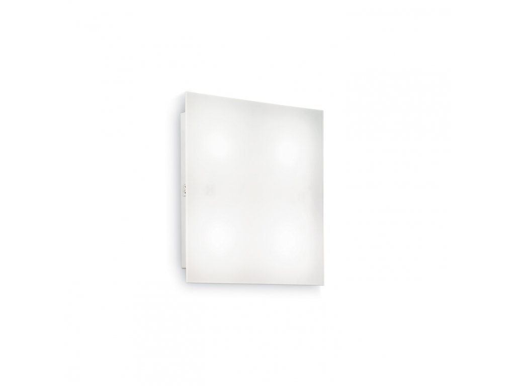 IDEAL LUX 134888 nástěnné a stropní svítidlo Flat PL1 1x15W GX53