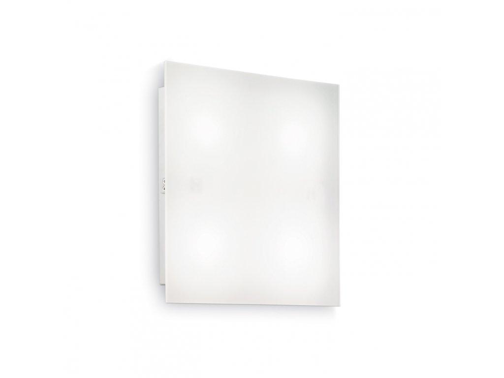 IDEAL LUX 134901 nástěnné a stropní svítidlo Flat PL4 4x15W GX53