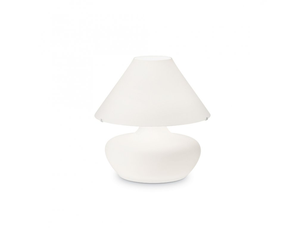 IDEAL LUX 137285 stolní lampa Aladino TL3 D35 3x40W G9