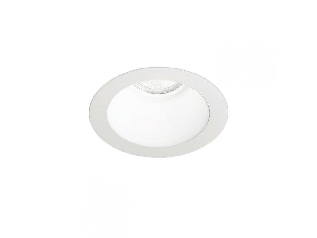 IDEAL LUX 139012 Sádrové podhledové LED svítidlo Samba FI1 1x50W GU10