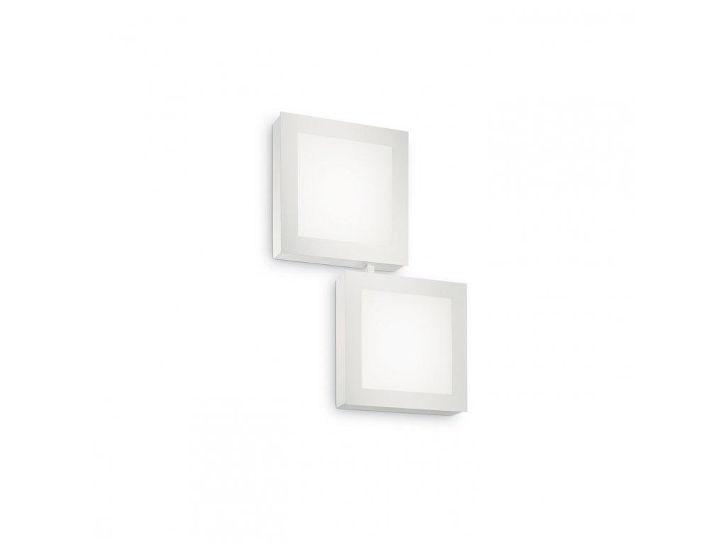 IDEAL LUX 142197 nástěnné svítidlo Union AP2 2x15W GX53 3000K