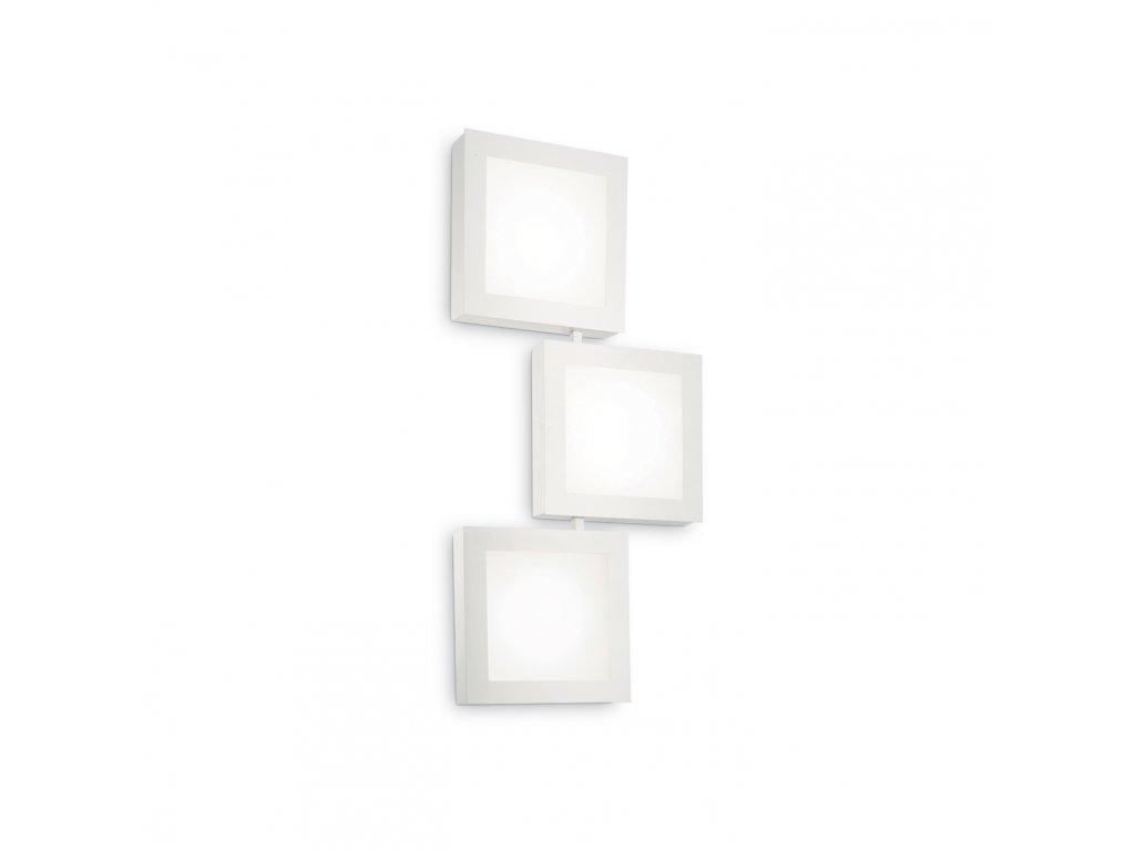 IDEAL LUX 142203 nástěnné svítidlo Union AP2 3x15W GX53 3000K