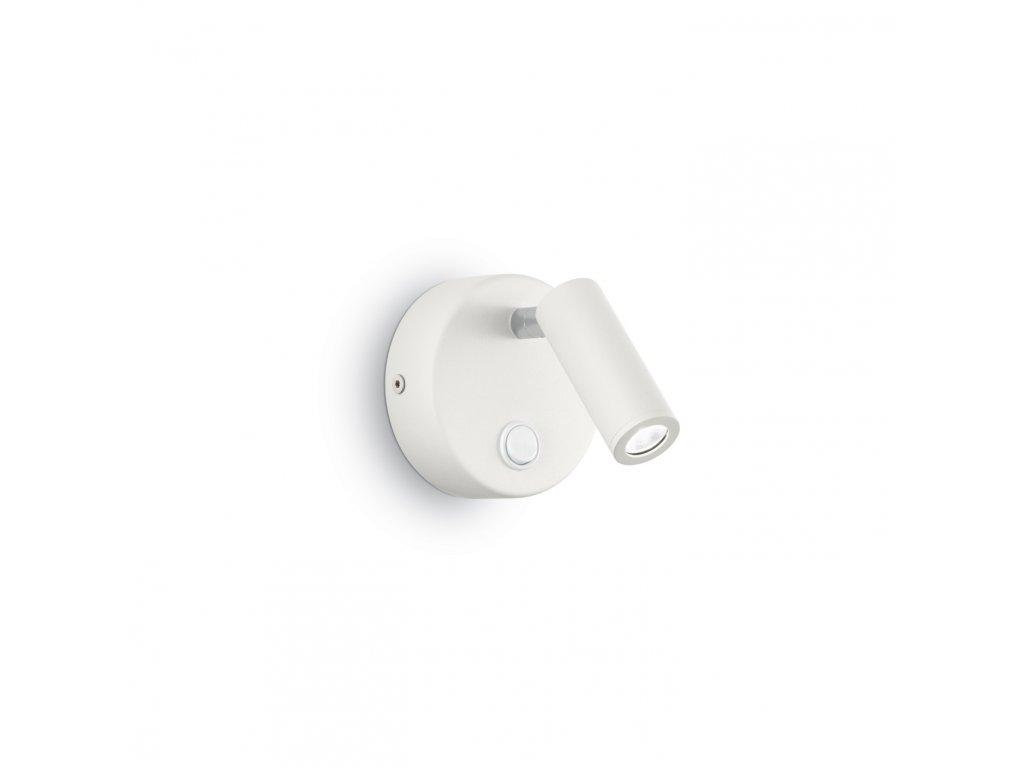 IDEAL LUX 142586 nástěnné bodové LED svítidlo Page AP1 1x3W 2700K