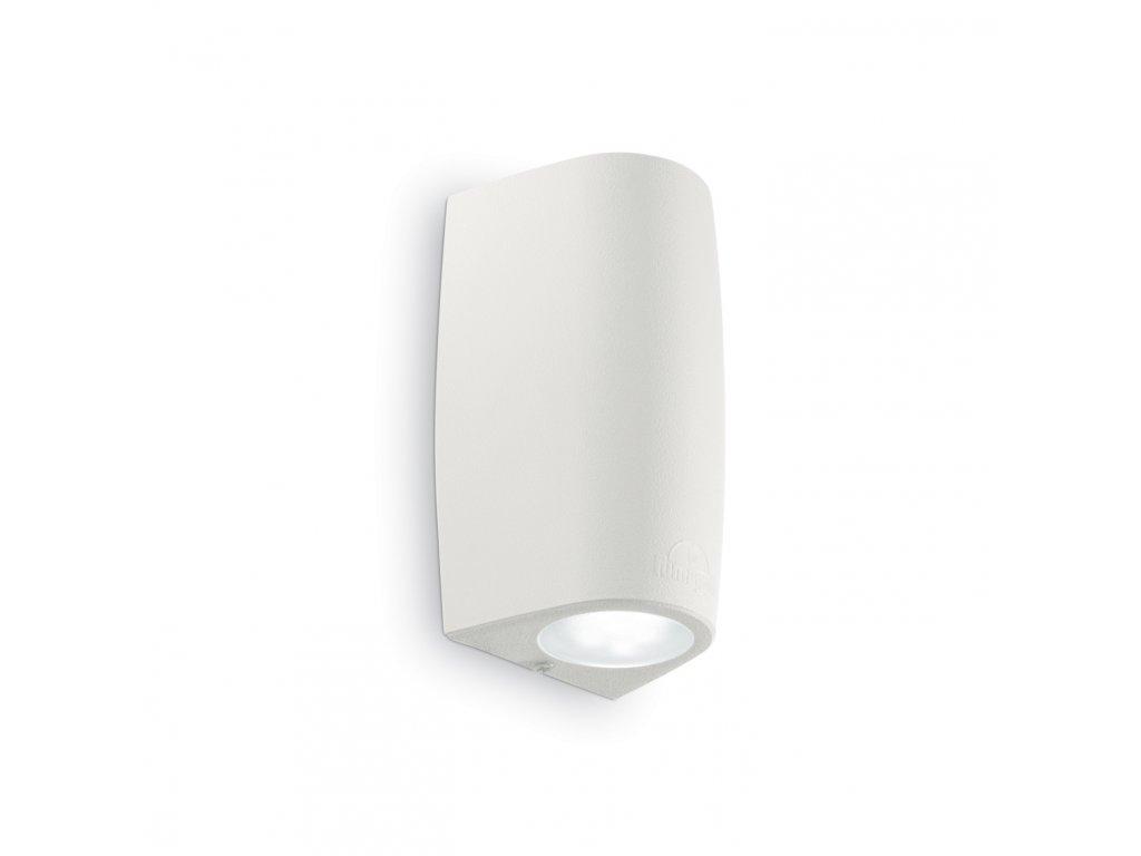 IDEAL LUX 147772 venkovní nástěnné svítidlo Keope AP2 2x4,5W GU10 IP55 4000K