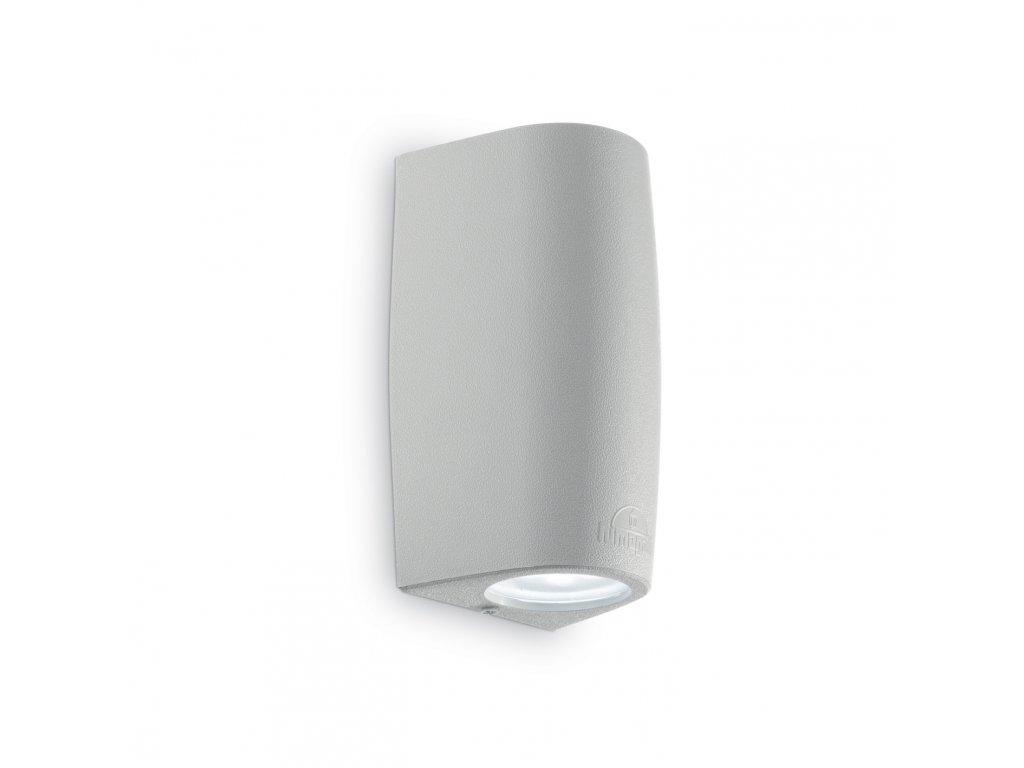IDEAL LUX 147796 venkovní nástěnné svítidlo Keope AP2 2x4,5W GU10 IP55 4000K