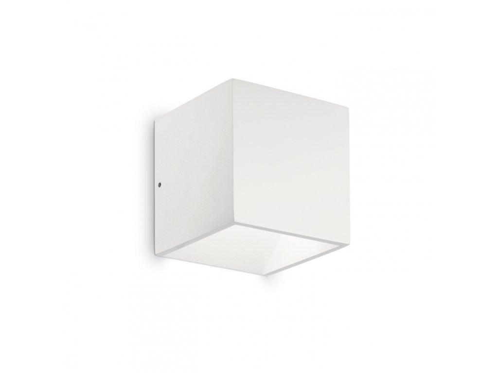 IDEAL LUX 149745 venkovní nástěnné LED svítidlo Rubik AP1 1x6W IP44 2700K