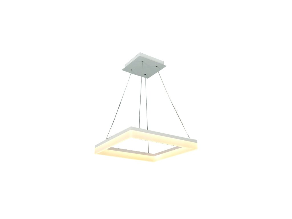 LEDKO L/00290 závěsné LED svítidlo bílé 66W 3000K