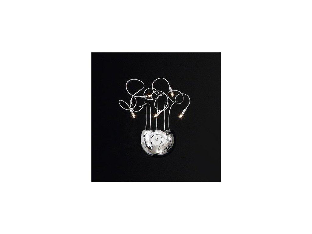 IDEAL LUX 000015 nástěnné svítidlo Faville AP5 5x10W G4
