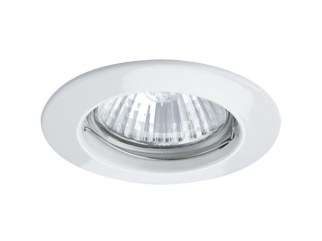 PAULMANN - Zápustné svítidlo Premium max.50W 230V GU10 51mm bílá/hliník, P 5792