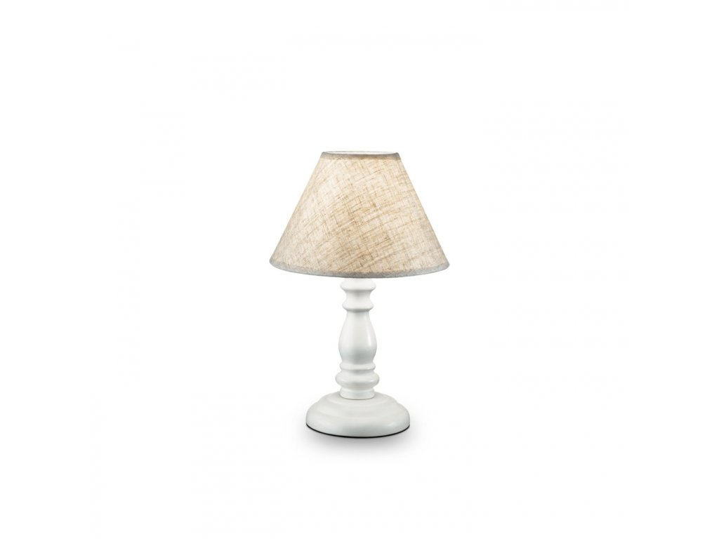 IDEAL LUX 003283 stolní lampa Provence TL1 Small 1x40W E14