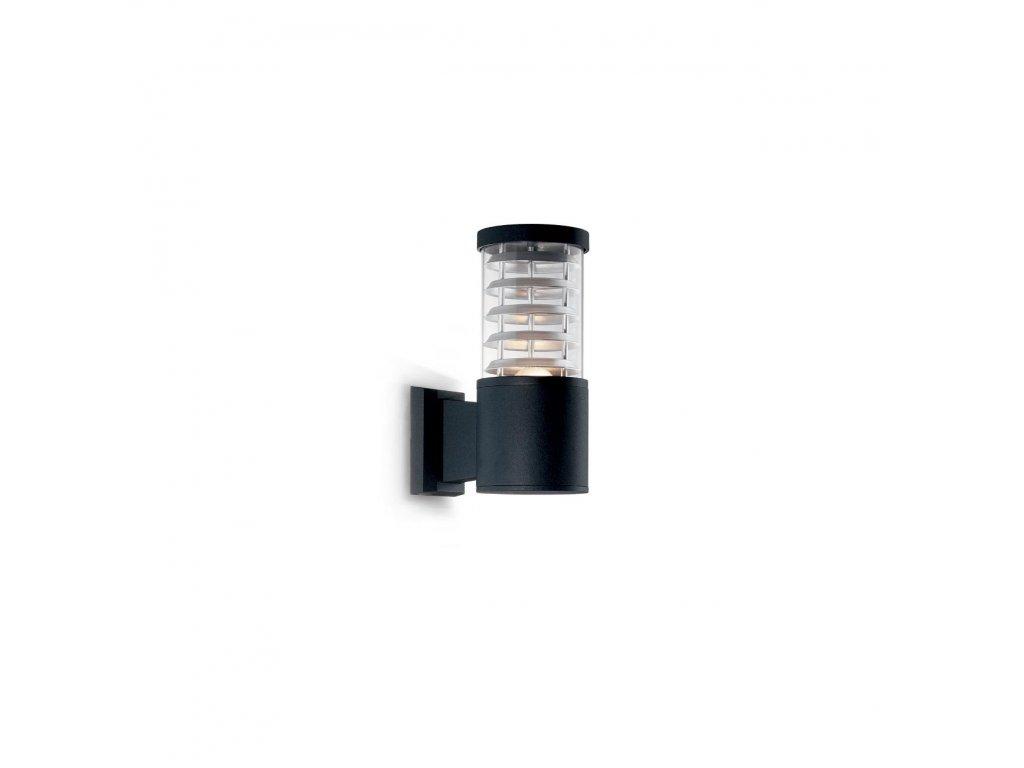 IDEAL LUX 004716 venkovní svítidlo Tronco AP1 Nero 1x60W E27 IP44