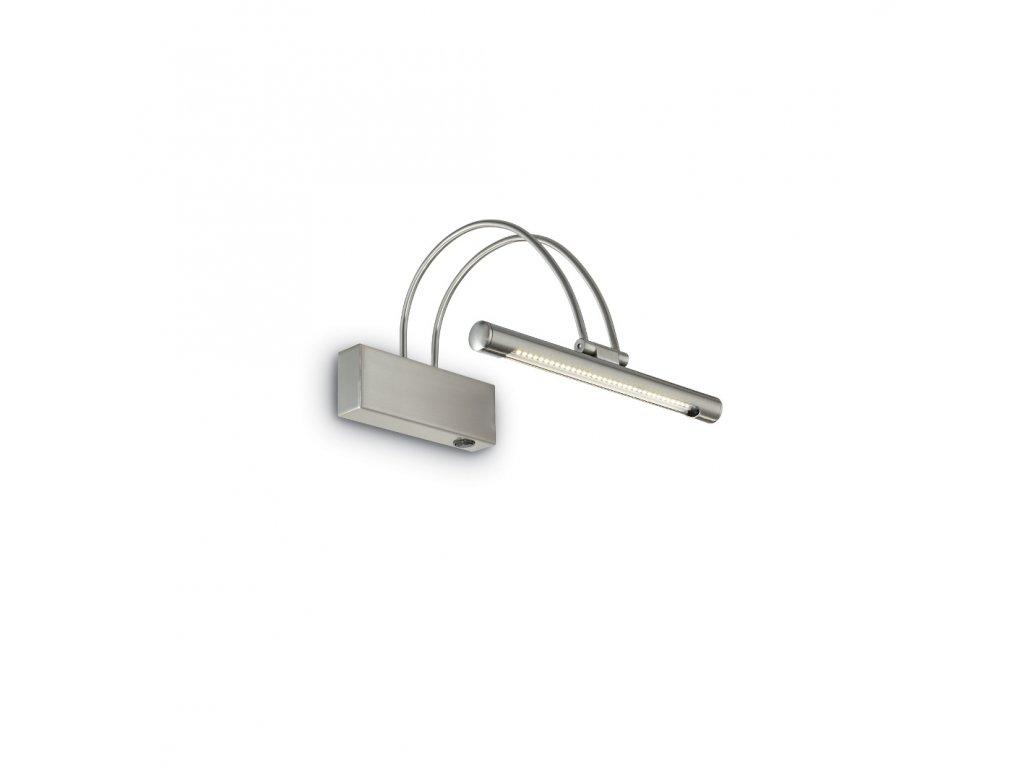 IDEAL LUX 005379 LED svítidlo Bow AP36 Nickel 36x0,07W 4100K