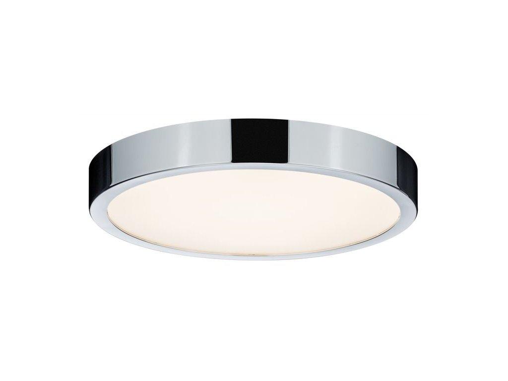 PAULMANN - Stropní svítidlo LED Aviar IP44 24W chrom, P 70882