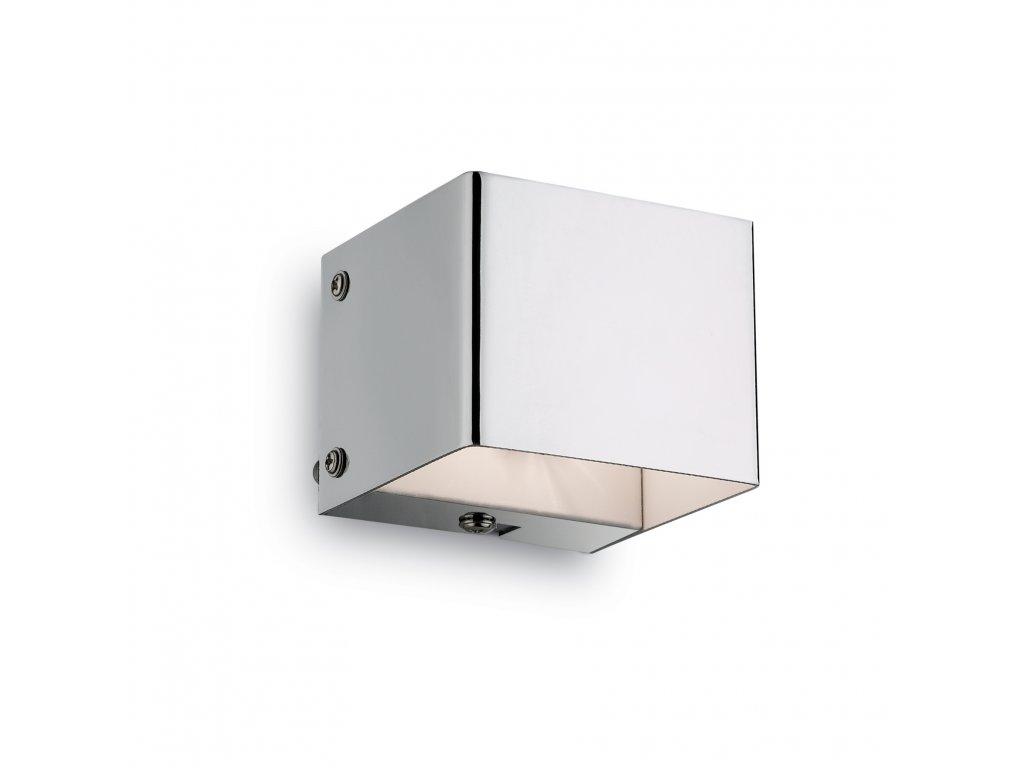 IDEAL LUX 007380 nástěnné svítidlo Flash AP1 Cromo 1x40W G9