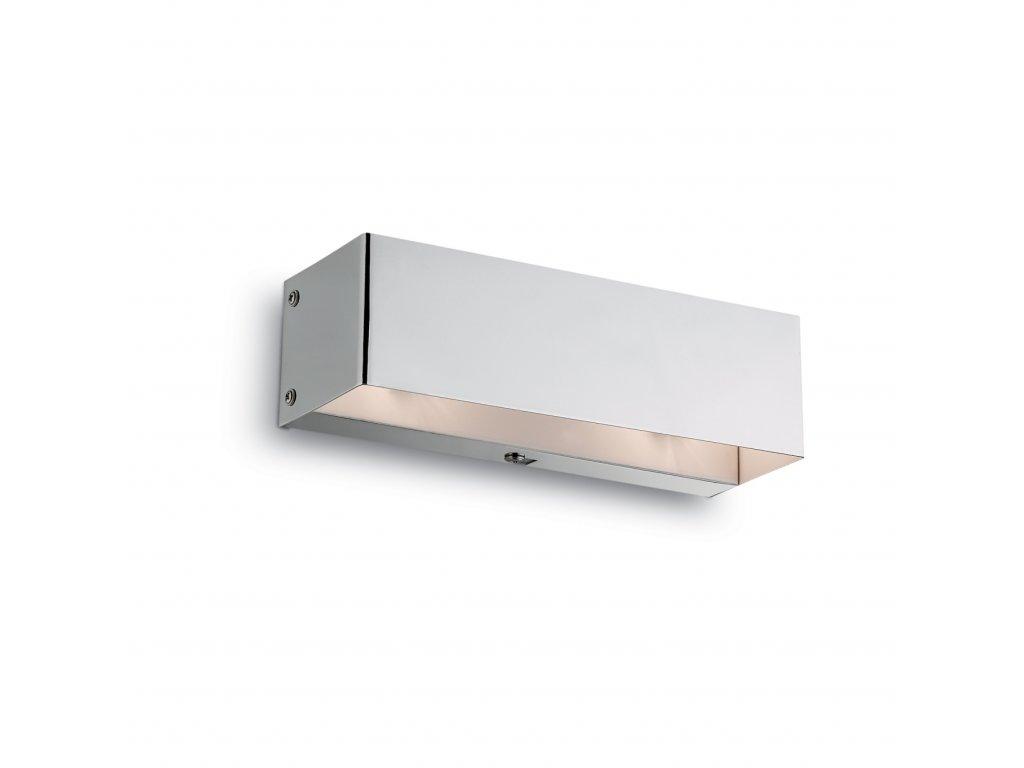 IDEAL LUX 007397 nástěnné svítidlo Flash AP2 Cromo 2x40W G9