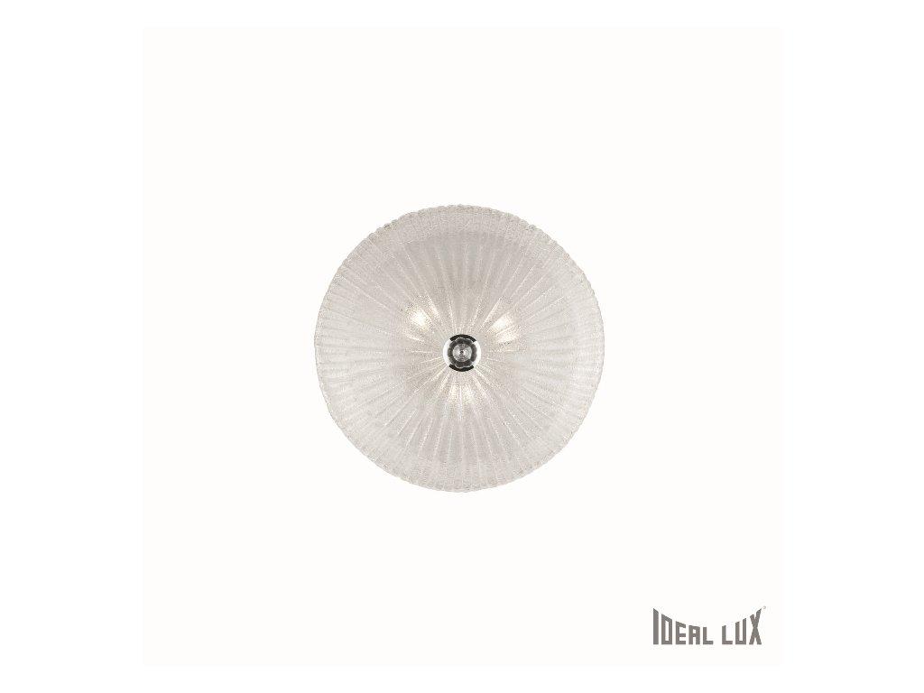 IDEAL LUX 008608 Stropní/ nástěnné svítidlo Shell PL3 3x60W E27