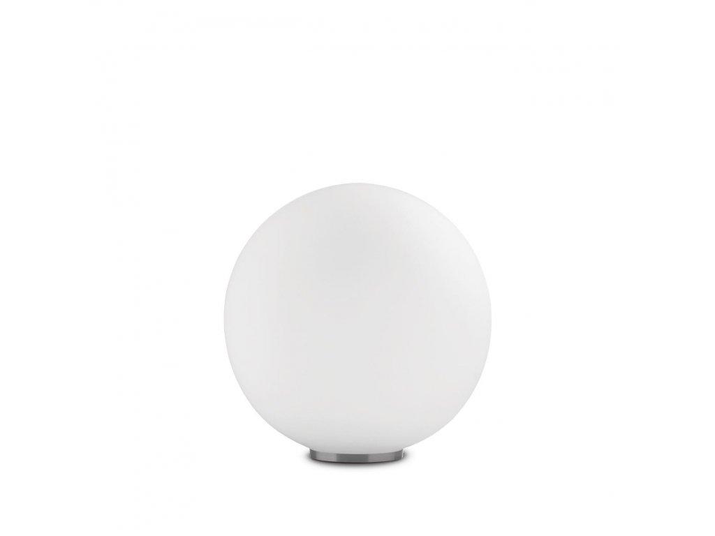IDEAL LUX 009131 stolní lampa Mapa Bianco TL1 D30 1x60W E27