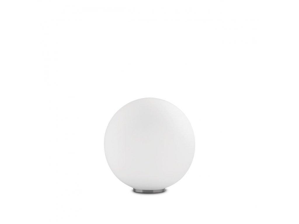 IDEAL LUX 009155 stolní lampa Mapa Bianco TL1 D20 1x60W E27