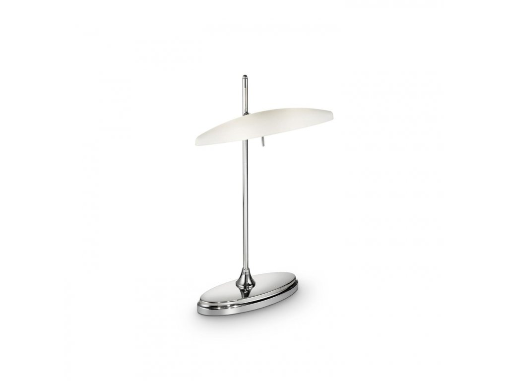 IDEAL LUX 010069 stolní lampa Studio TL2 Cromo 2x28W G9