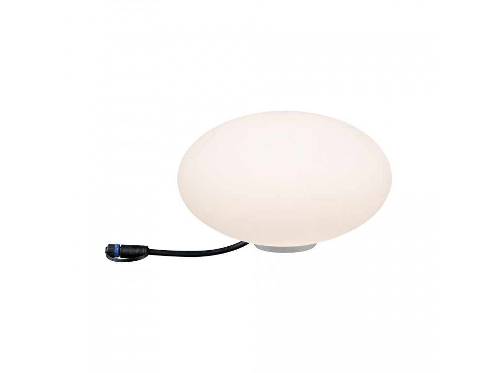 Plug&Shine světelný objekt Stone IP67 3000K 24V průměr 28cm - PAULMANN P 94175