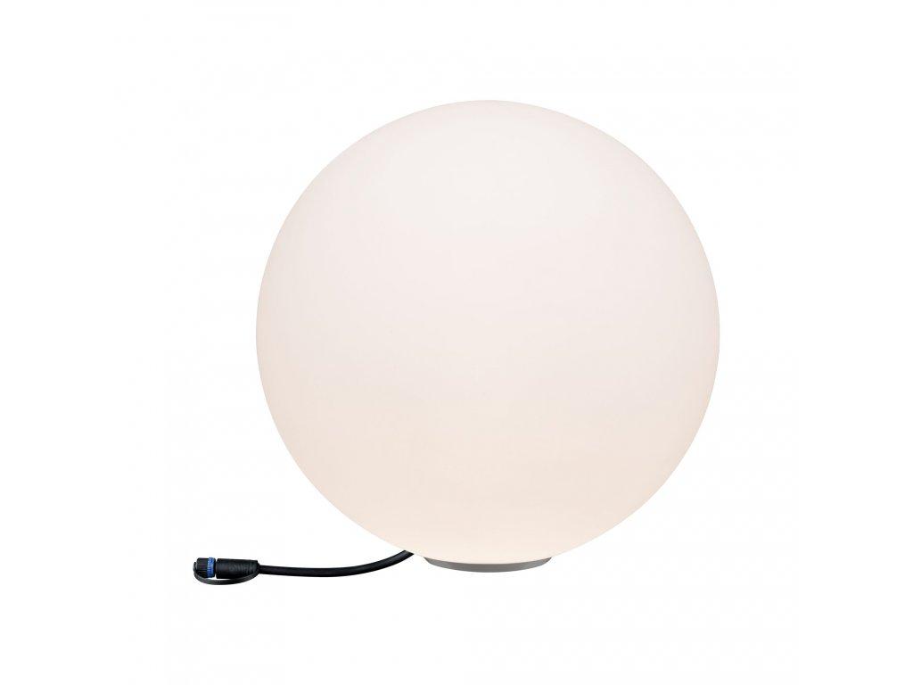 Plug&Shine světelný objekt Globe IP67 3000K 24V průměr 40cm - PAULMANN P 94178