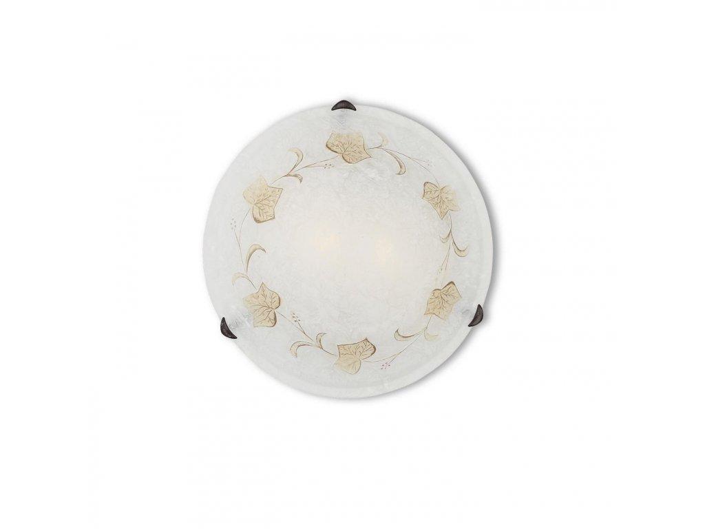 IDEAL LUX 013800 stropní/nástěnné  svítidlo FOGLIA PL2 D40 2x60W E27