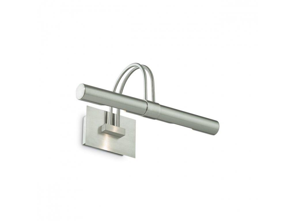 IDEAL LUX 014449 nástěnné svítidlo Cick AP2 Nickel 2x40W G9