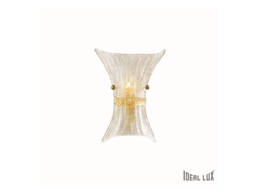 IDEAL LUX 014623 nástěnné svítidlo Fiocco AP1 Small 1x40W E14
