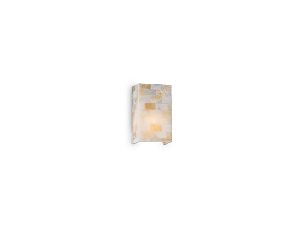 IDEAL LUX 015101 nástěnné svítidlo Scacchi AP1 1x60W E27