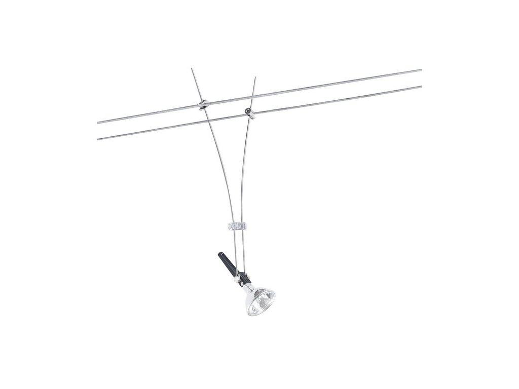 Lankový systém Light&Easy Spot Comet max.1x50W GU5,3 chrom 12V - PAULMANN P 9711229